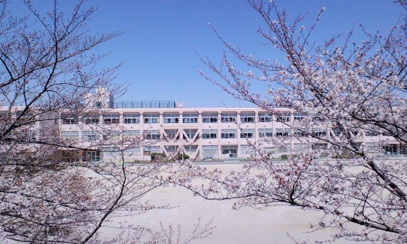 春爛漫 長久手西小学校
