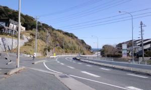 自転車(潮見坂)
