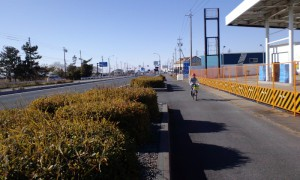 自転車(浜松国1)